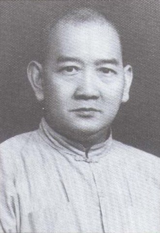 Wong Fei-hung - The man in this photograph was alleged to be Wong Fei-hung, but was later confirmed to be actually Wong's son, Wong Hon-hei.