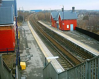 Woodhouse railway station