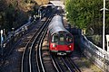 Woodside Park tube station MMB 02 1995 Stock.jpg