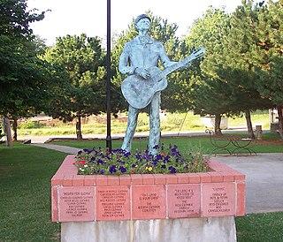 Woody Guthrie Folk Festival