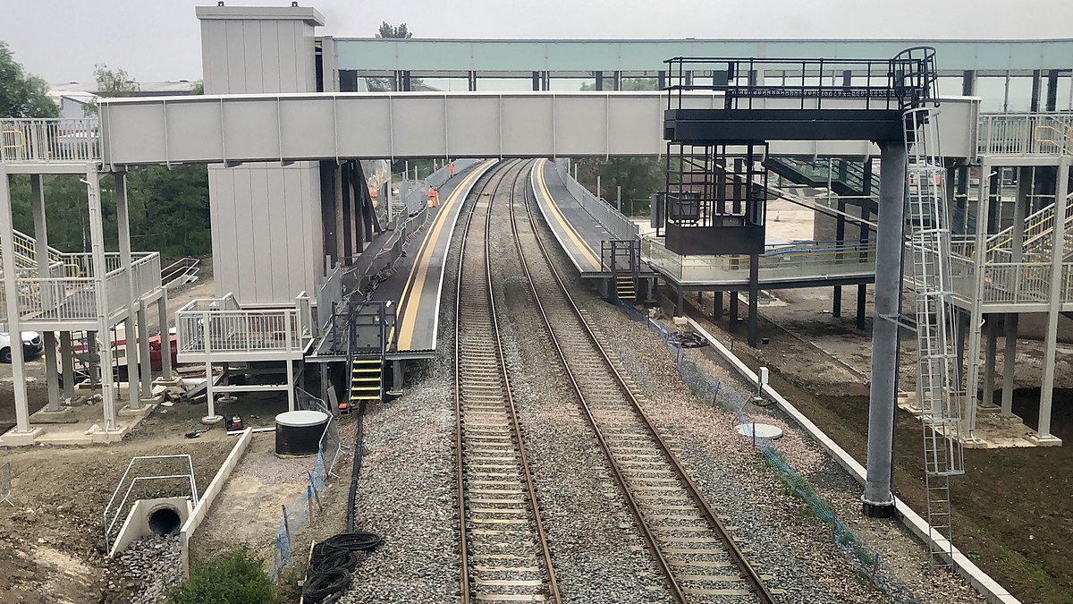 Worcestershire Parkway Railway Station Wikipedia