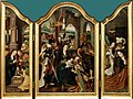 Workshop of Jan Mertens the Younger,Triptych of the Adoration of the Magi, 1520-1530.jpg