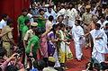 World's Smallest Girl unveiled World's Largest Book in Jaipur.JPG