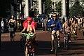 World Naked Bike Ride in London on The Mall, June 2013 (30).JPG