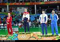 Wrestling at the 2016 Summer Olympics – Men's Greco-Roman 75 kg 1.jpg