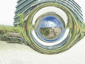 Wormhole - Image: Wurmloch