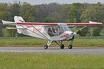 X'Air Hawk 'G-CGVS' (31017862072).jpg