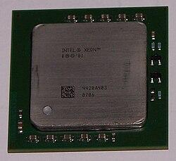 Xeon DP Gallatin (SL7AE), Socket 604.jpg