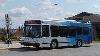 York Region Transit - Image: YRT 850