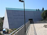 Museo de la Historia del holocausto Yad Vashem, Jerusalen (2005)