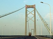 Yangluo Bridge - Wuhan's 5th bridge over the Yangtze River-edit.jpg