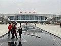 Yangzhoudong Railway Station Front Side.jpg