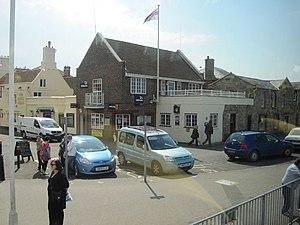 Yarmouth Lifeboat Station - Yarmouth Lifeboat Station