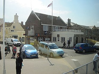 Yarmouth Lifeboat Station - Yarmouth Lifeboat Station