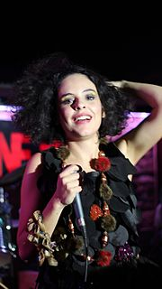 Yasemin Mori Turkish singer-songwriter