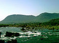 Yeleru river at Yeleswaram project site.jpg