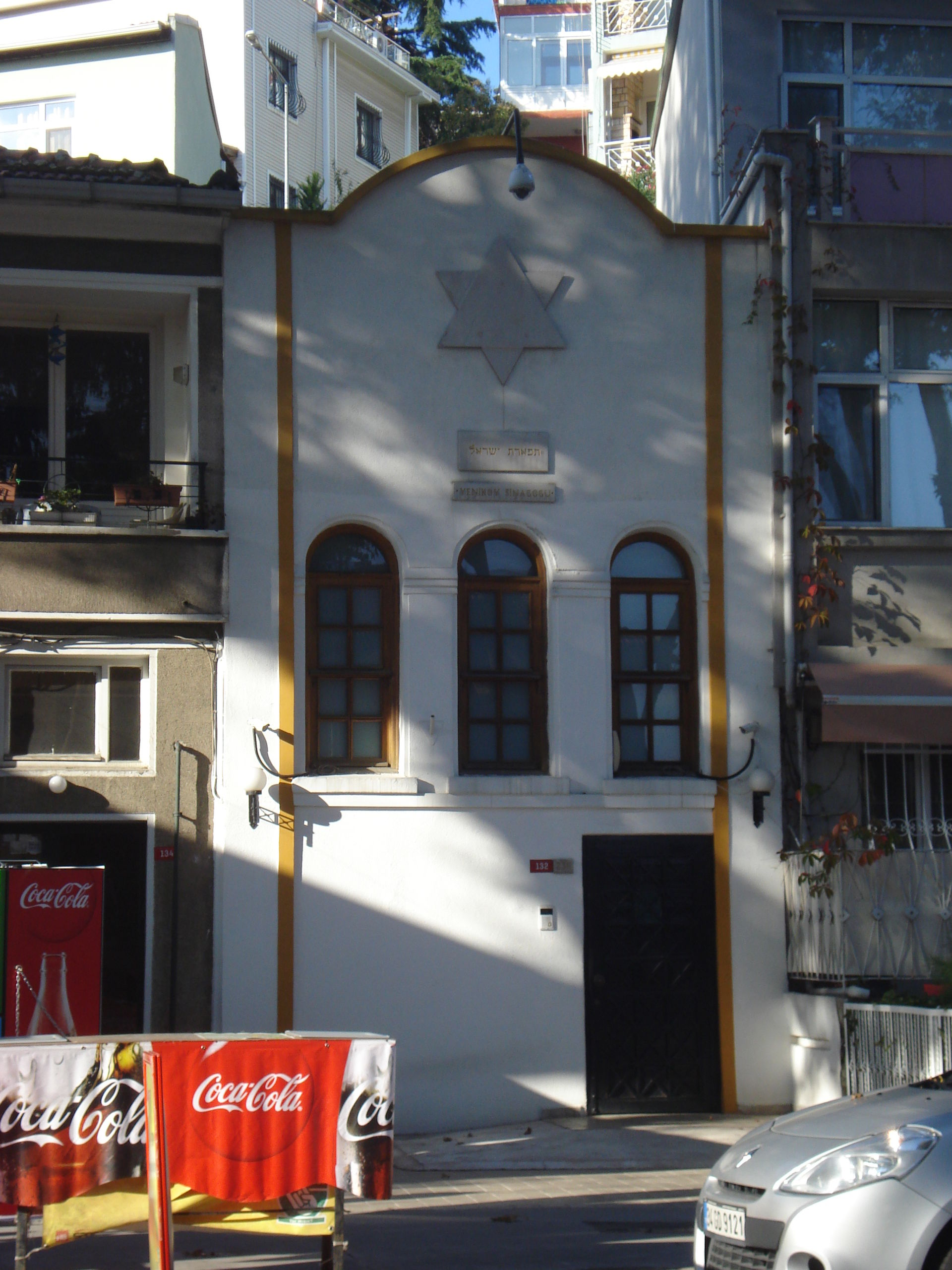 Yeniköy Synagogue - Wikipedia