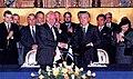 Yitzhak Rabin and Tomiichi Murayama 199412.jpg