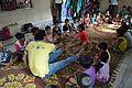 Yoga Class - Nisana Foundation - Chamrail - Howrah 2013-08-24 1987.JPG