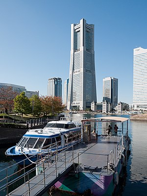 KlingStubbins - Yokohama Landmark Tower