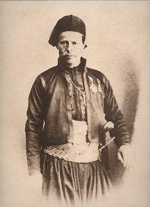 Youssef Bey Karam - Image: Young Youssef Bey Karam