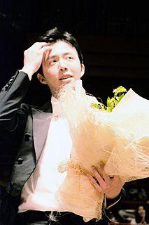 Li Yundi Chinese pianist