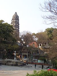 Yunyan Pagoda at Tiger Hill.JPG