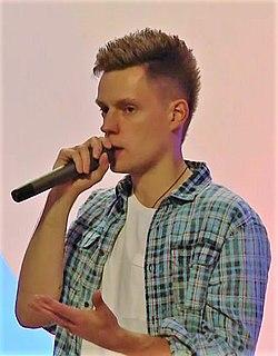 Yury Dud Russian sports journalist and internet talk show host
