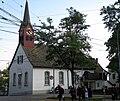 Züriche - Fluntern - Alte Kirche IMG 0615.JPG