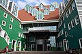 Zaandam townhall just beside the railwaystation in retro traditional architecture building style - panoramio.jpg