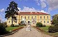 Zgrada Okruznog nacelstva u Gornjem Milanovcu, Srbija.jpg