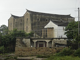 House of Zhao - Zhao Family Fort at Fujian, where a number of the Song's imperial family descendants reside.
