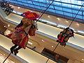 Zwarte Pieten in de Bijenkorf te Amsterdam pic2.JPG