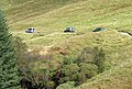 """Off-roaders"" on the byway to Strata Florida, Powys - geograph.org.uk - 1569829.jpg"