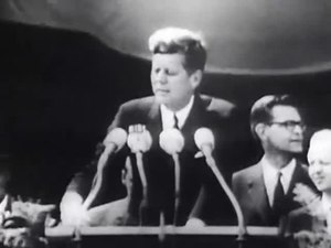 "Fil:""One Day in Berlin"" - Visit of John F. Kennedy, president of the United States in Berlin, 1963.webm"