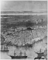 """Panoramic View of New Orleans-Federal Fleet at Anchor in the River"", 1862 - NARA - 530501.tif"
