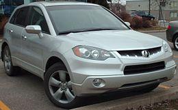 Acura  on Acura Csx Uit 2006