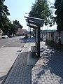 'Baross Gábor utca' Haltestelle, 2021 Kaposvár.jpg