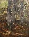 'Beechwoods at Polling, Bavaria' by Frank Duveneck, Cincinnati Art Museum.JPG