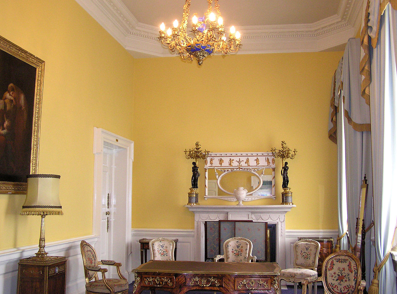 File:(Ireland) Dublin Castle Interior (Yellow Room) 02.jpg ...