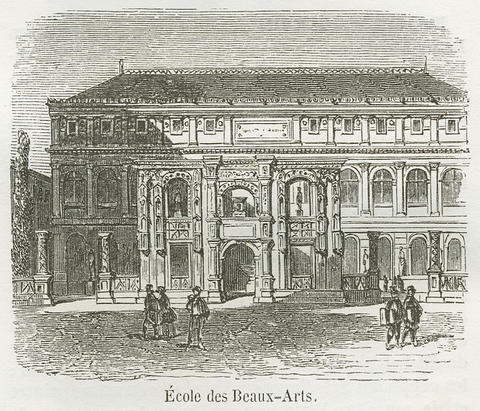 File:École des Beaux-Arts, 1855.jpg