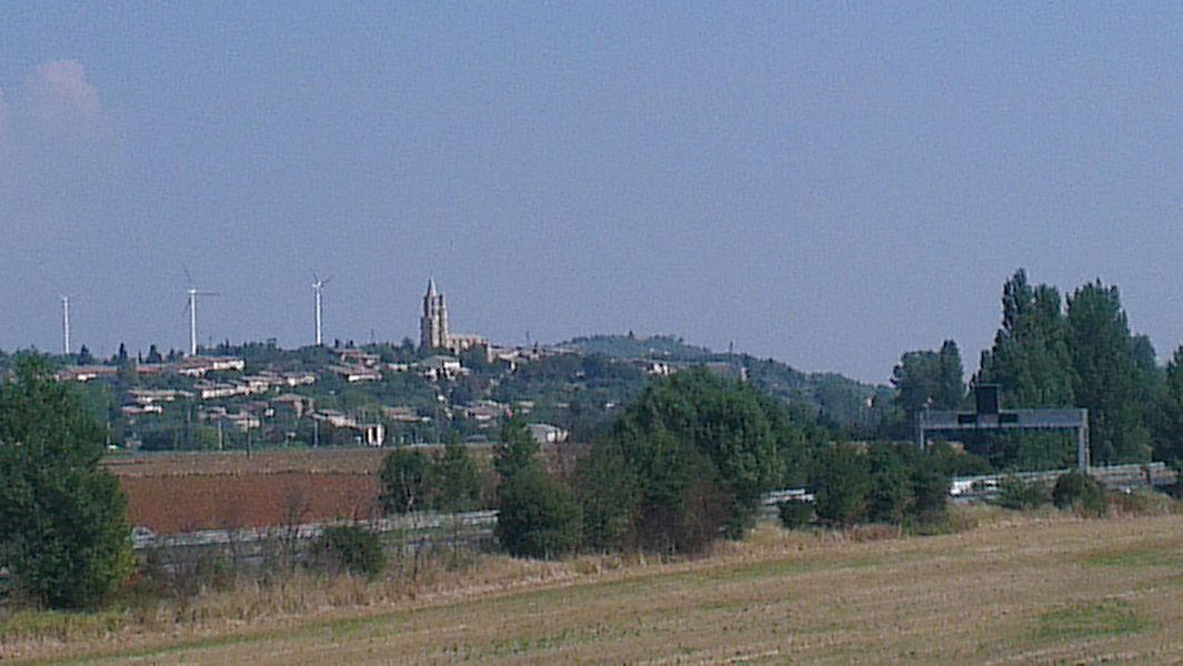 Église Notre-Dame-des-Miracles d'Avignonet-Lauragais