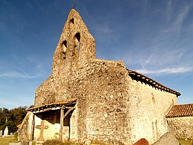 Image illustrative de l'article Église Saint-Pierre-de-la-Croix de Montastruc
