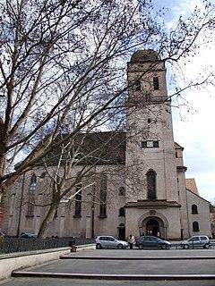 Sainte-Madeleine, Strasbourg church in Strasbourg