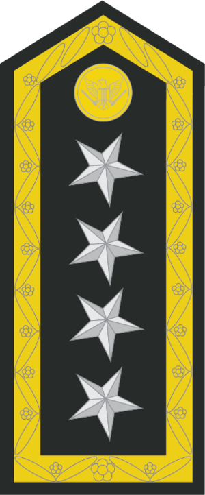 Nguyễn Khánh - Image: Đại Tướng Army 2