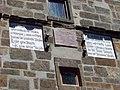 Šítkovská věž, staré nápisy.jpg