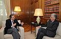 Αντώνης Σαμαράς - Συνάντηση με τον Ευρωπαίο Διαμεσολαβητή καθηγητή Νικηφόρο Διαμαντούρο 7732380424.jpg