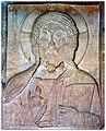 Σέρρες. Αρχαιολογικό Μουσείο. Χριστός Ευεργέτης. 14ος (;) αιώνας 2.jpg