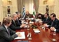 Συνάντηση ΥΠΕΞ Δ. Αβραμόπουλου με ΥΠΕΞ Λιβάνου Α. Μansour (8251828331).jpg
