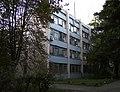 Інститут гематології та трансфузіології. Перший корпус. Тильна сторона..JPG